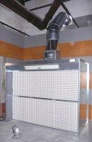 Tecnodry 4 Stříkací kabina