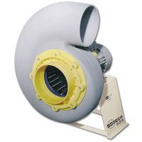 Ventilátory do agresivního prostředí
